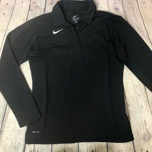 Nike Long Sleeve Polo